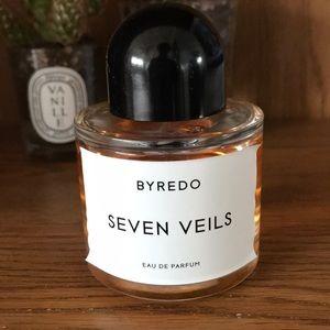 Byredo 'seven veils' parfum